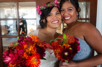 When Eliza Gano, writer and photographer, is also your BFF and Maid of Honor, Half Moon Bay