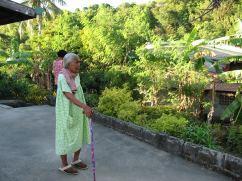 Auntie, San Juan (fka Lapog), Ilocos Sur, 2008