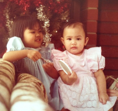 Me and Baby Sis, US, 1980
