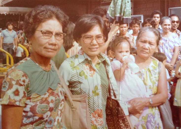 The Day We Immigrated, Manila, 1979