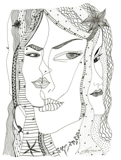 Blog 51 Five Faces