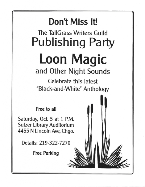 Loon Magic event flyer