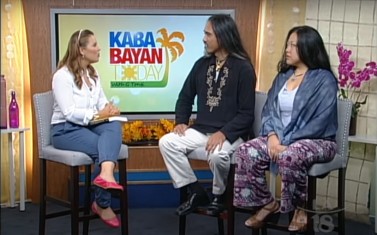 Kababayan Today Interview with Virgil Mayor Apostol and Lyn Pacificar 2015