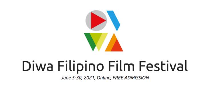 The Diwa Film Showcase logo