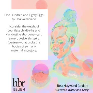 HBR4 artist Hayward 2