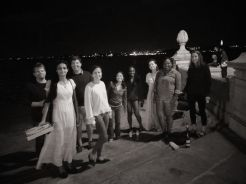 DISQUIET by the river with these fine poets, Lisbon, 2017